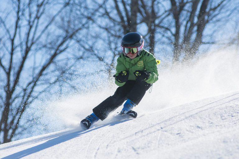 סקי ראשית